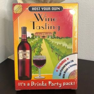 Wine Tasting: Host your own